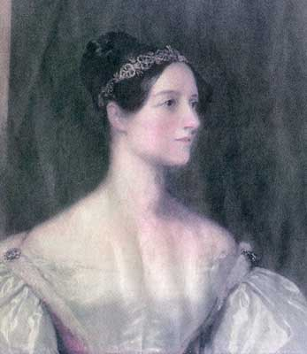 Lady Lovelace, Ada Byron